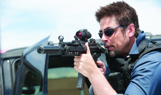 War is hell – 'Sicario'