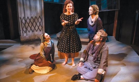 Love, loss and the wisdom of stones – 'Eurydice'