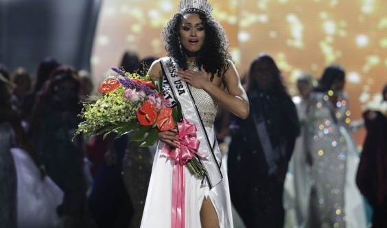 Meet newly-crowned Miss USA Kára McCullough