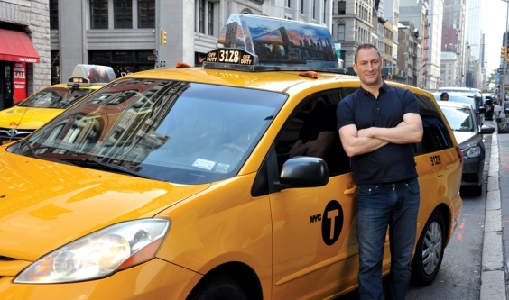 Ben Bailey returns for a new season of 'Cash Cab'