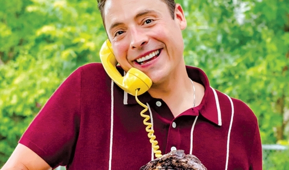 Food Network's Jeff Mauro reveals what he missed most last year