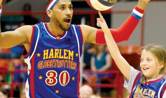 Harlem Globetrotters 'Fan Powered' world tour landing in Bangor