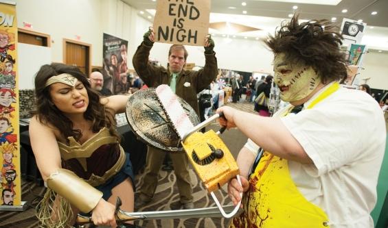 Bangor Comic & Toy Con returns