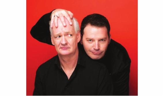'They think we're either geniuses or frauds' - A conversation with Brad Sherwood