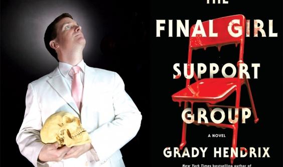 Slash(er) fiction – 'The Final Girl Support Group'