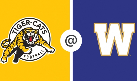 Tiger-Cats vs. Blue Bombers: The 107th Grey Cup