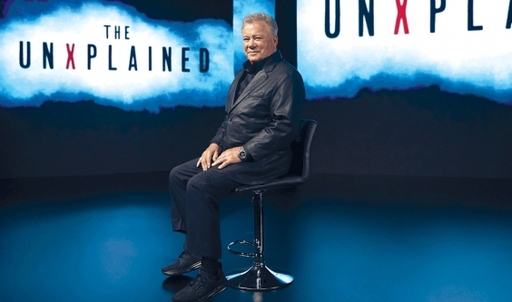 William Shatner examines history's mysteries on 'The UnXplained'