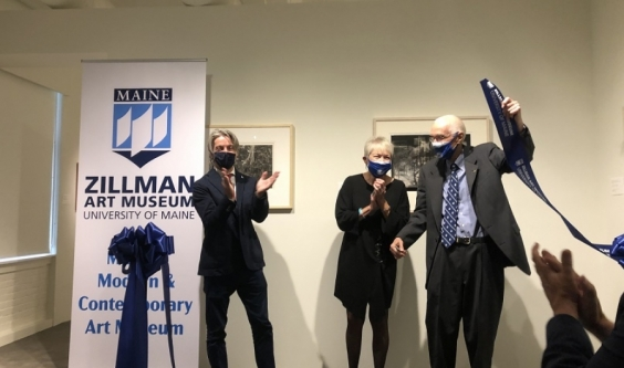 Zillman Art Museum cuts ribbon on expanded offerings