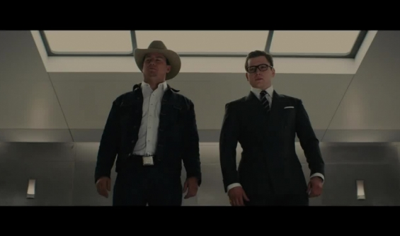 All that glitters – 'Kingsman: The Golden Circle'