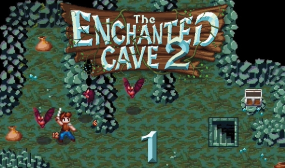 Time Waster - 'The Enchanted Cave 2'