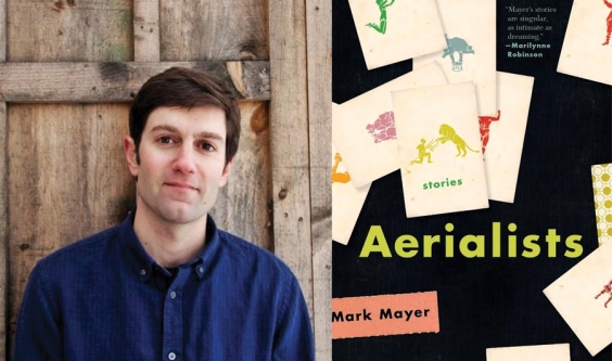 'Aerialists' a literary high-wire act