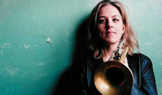 Jazz great Ingrid Jensen to appear in residency at Hampden Academy