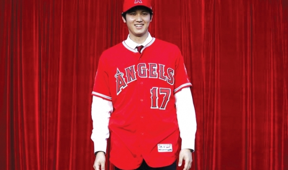 Los Angeles Angels win Ohtani sweepstakes