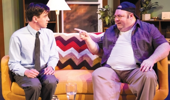 Opposites attract … or do they? - 'The Odd Couple'