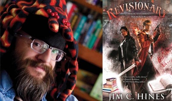 Jim C Hines Revisionary
