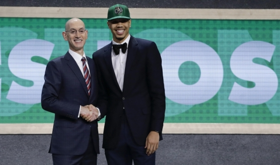 2017 Celtics draft quiet despite hype