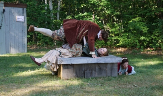 Making merry with 'The Merry Wives of Windsor'