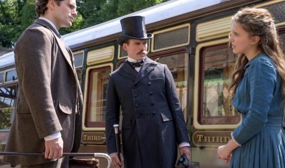 Sherlock's smart sister shines splendidly in 'Enola Holmes'