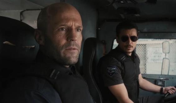 Jason Statham, Guy Ritchie reunite for 'Wrath of Man'