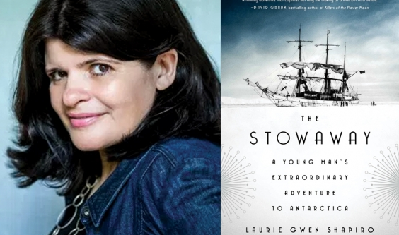 Antarctic adventure – 'The Stowaway'