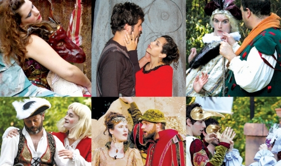 The great outdoors: 15 years outside with Ten Bucks Theatre