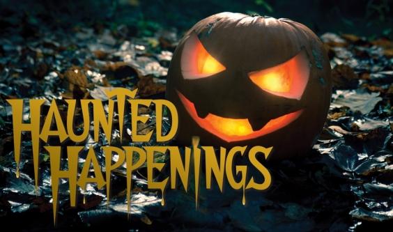 Haunted happenings!