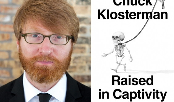 Klosterman keeps it short - 'Raised in Captivity'