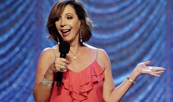 Rita Rudner is laugh-out-loud funny in 'A Tale of Two Dresses'