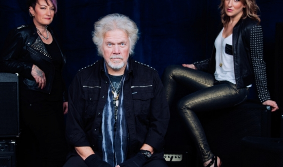 Randy Bachman talks 'Heavy Blues'