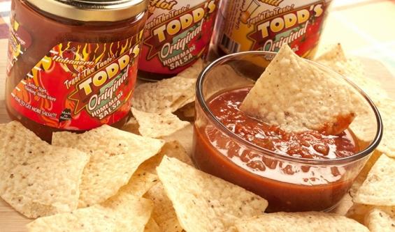 "Bringing The Heat - The Rise of ""Todd's Original Salsa"""