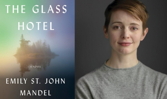 'The Glass Hotel' a work of bold and brittle beauty