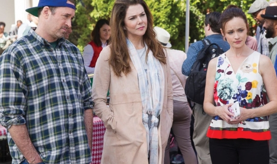 A return to Stars Hollow