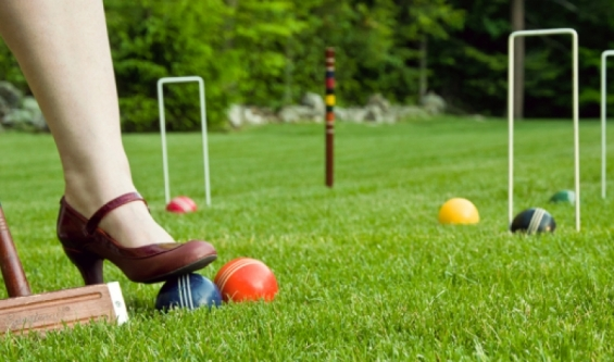 Playing close to home: Lawn games offer safe, socially distanced summer fun
