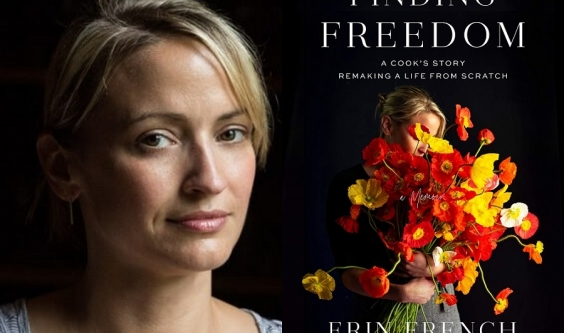 From plate to page: Erin French tells her story in 'Finding Freedom'