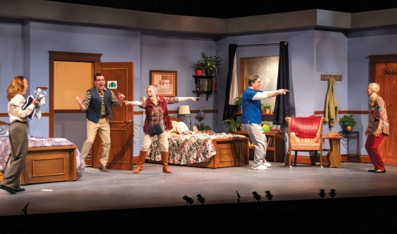 PTC's 'Ripcord' a thrilling comedic ride