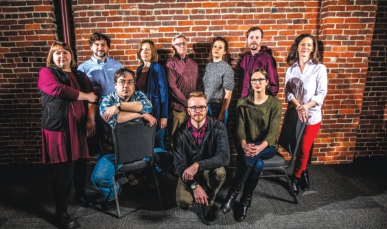 A decade of 'Yes, and…': Improv troupe The Focus Group marks 10 years
