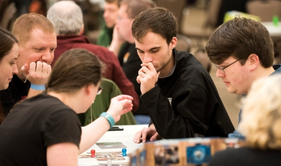 Gaming turned up to 11 - SnowCon marks 11th year