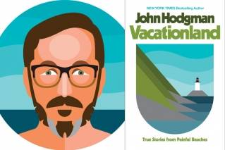 A tale of two summer homes - 'Vacationland: True Stories of Painful Beaches'