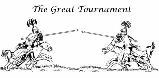Weekly Time Waster - 'The Great Tournament'
