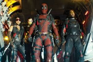 More meta mayhem – 'Deadpool 2'