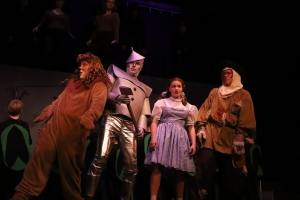 Follow the yellow brick road to Ellsworth