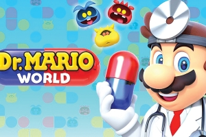 Weekly Time Waster - 'Dr. Mario World'