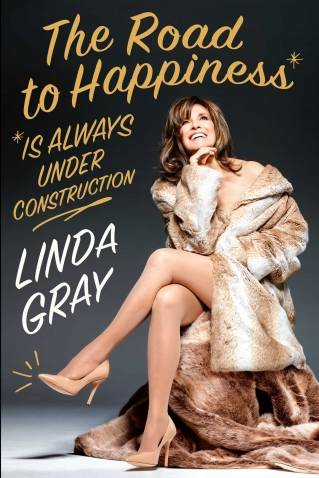 Linda Gray of Dallas' on the road to happiness'