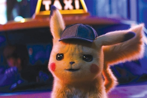 'Pokémon Detective Pikachu' makes its case