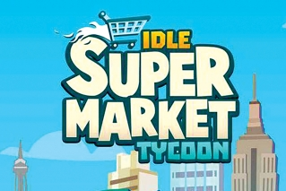 Weekly Time Waster - 'Idle Supermarket Tycoon'