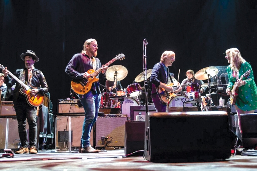 Tedeschi Trucks Band to release live 'Layla Revisited' set featuring Trey  Anastasio - Music - Buzz - The Maine Edge