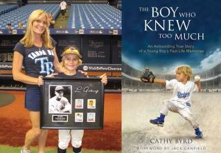 Cathy Byrd, author of 'The Boy Who Knew Too Much'