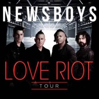 Newsboys set for 'Love Riot' at Cross Insurance Center