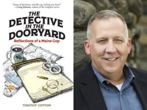 Talking with TC – Tim Cotton discusses 'The Detective in the Dooryard'