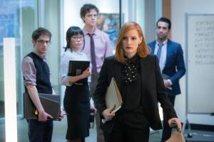 'Miss Sloane' just misses